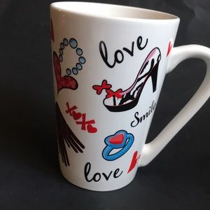Coffee or Tea Mug Love Shine Smile